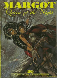 Cover Thumbnail for Margot: Queen of the Night (Heavy Metal, 1995 series)