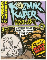 Cover Thumbnail for Goofy Funnies (The Comix Company, 2008 series) #6
