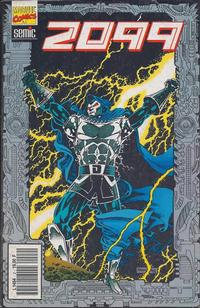 Cover Thumbnail for 2099 (Semic S.A., 1993 series) #2