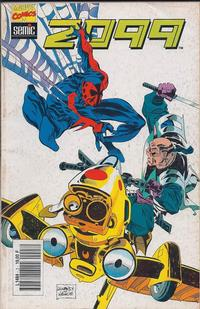 Cover Thumbnail for 2099 (Semic S.A., 1993 series) #3
