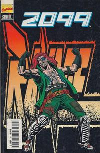Cover Thumbnail for 2099 (Semic S.A., 1993 series) #9