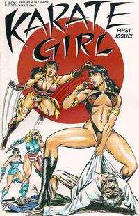 Cover Thumbnail for Karate Girl (Fantagraphics, 1992 series) #1