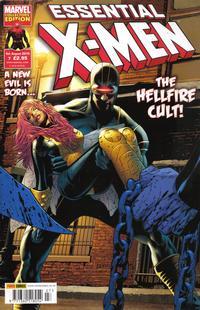 Cover Thumbnail for Essential X-Men (Panini UK, 2010 series) #7