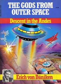 Cover Thumbnail for The Gods from Outer Space: Descent in the Andes (Dell, 1978 series)
