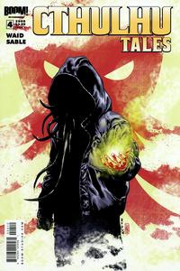 Cover Thumbnail for Cthulhu Tales (Boom! Studios, 2008 series) #4 [Cover A]