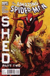 Cover Thumbnail for The Amazing Spider-Man (Marvel, 1999 series) #631