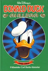 Cover Thumbnail for Donald Duck bøker [Gullbøker] (Hjemmet / Egmont, 1984 series) #[1988] - Gullegg