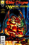 Cover for Magic: The Gathering -- Elder Dragons (Acclaim / Valiant, 1996 series) #1