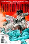 Cover Thumbnail for American Vampire (2010 series) #4 [Variant Cover (1 in 25)]