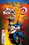 Cover Thumbnail for Steve Rogers: Super-Soldier (2010 series) #1 [Variant Edition]