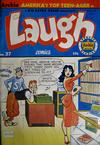 Cover for Laugh Comics (Bell Features, 1948 series) #37
