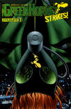 Cover for The Green Hornet Strikes (Dynamite Entertainment, 2010 series) #1