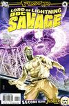 Cover for Doc Savage (DC, 2010 series) #4