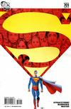 Cover for Superman (DC, 2006 series) #701 [Direct]