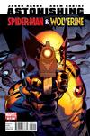 Cover for Astonishing Spider-Man & Wolverine (Marvel, 2010 series) #2