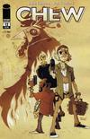 Cover for Chew (Image, 2009 series) #12