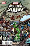 Cover for Marvel Super Hero Squad (Marvel, 2010 series) #7