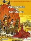 Cover for Valerian (Dargaud International Publishing, 1981 series) #[3] - Welcome to Alflolol