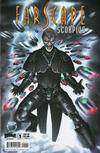 Cover for Farscape Scorpius (Boom! Studios, 2010 series) #1 [Cover A]