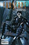 Cover for Farscape Scorpius (Boom! Studios, 2010 series) #3 [Cover B]