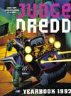 Cover for Judge Dredd Yearbook (Fleetway Publications, 1992 series) #1