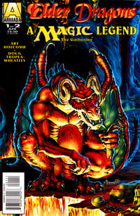 Cover Thumbnail for Magic: The Gathering -- Elder Dragons (Acclaim / Valiant, 1996 series) #1