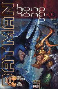 Cover Thumbnail for Batman: Hong Kong (Semic S.A., 2004 series)