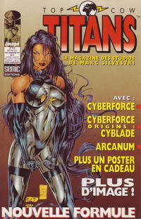 Cover Thumbnail for Titans (Semic S.A., 1989 series) #216