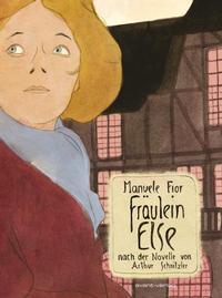 Cover Thumbnail for Fräulein Else (avant-verlag, 2010 series)
