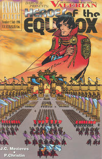 Cover Thumbnail for Valerian (Fantasy Flight, 1996 series) #2