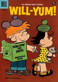 Cover Thumbnail for Four Color (Dell, 1942 series) #902 - Will-Yum!