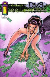 Cover Thumbnail for DV8 (Image, 1996 series) #1 [Greed]