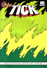 Cover Thumbnail for The Tick (New England Comics, 1988 series) #2 [Fourth Edition]