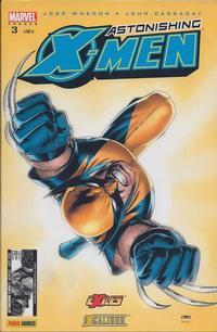 Cover Thumbnail for Astonishing X-Men (Panini France, 2005 series) #3