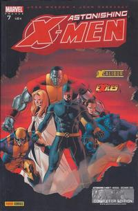 Cover Thumbnail for Astonishing X-Men (Panini France, 2005 series) #7