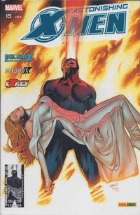 Cover Thumbnail for Astonishing X-Men (Panini France, 2005 series) #15