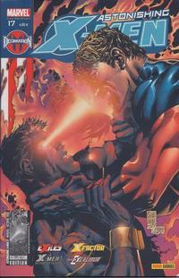 Cover Thumbnail for Astonishing X-Men (Panini France, 2005 series) #17
