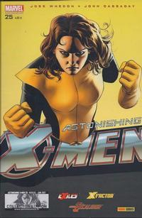 Cover Thumbnail for Astonishing X-Men (Panini France, 2005 series) #25