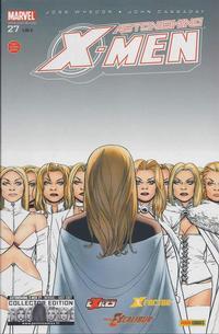 Cover Thumbnail for Astonishing X-Men (Panini France, 2005 series) #27