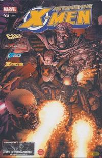 Cover Thumbnail for Astonishing X-Men (Panini France, 2005 series) #45