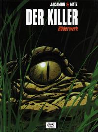 Cover Thumbnail for Der Killer (Egmont Ehapa, 2004 series) #2