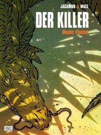 Cover Thumbnail for Der Killer (Egmont Ehapa, 2004 series) #6