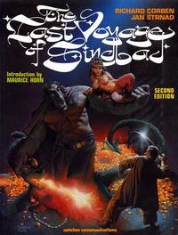 Cover Thumbnail for The Last Voyage of Sindbad (Catalan Communications, 1988 series)