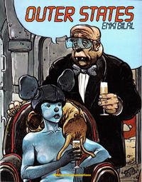 Cover Thumbnail for Outer States (Catalan Communications, 1990 series)