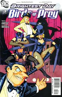 Cover Thumbnail for Birds of Prey (DC, 2010 series) #3