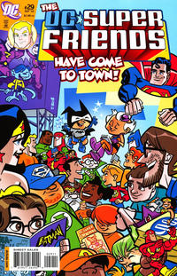 Cover Thumbnail for Super Friends (DC, 2008 series) #29