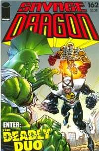Cover Thumbnail for Savage Dragon (Image, 1993 series) #162