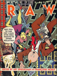Cover Thumbnail for Read Yourself Raw (Pantheon, 1987 series)