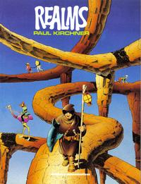 Cover Thumbnail for Realms (Catalan Communications, 1987 series)