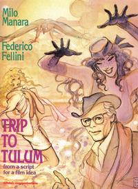 Cover Thumbnail for Trip to Tulum (Catalan Communications, 1990 series)